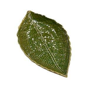 Bandeja Leaf Médio em Cerâmica YJ-24
