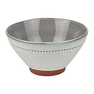 Bowl Supreme Cinza em Cerâmica YK-74 C