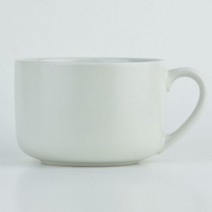 Bowl Caneca Branco em Cerâmica YN-46 B