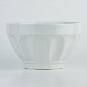 Tigela Color Branca em Cerâmica YN-54 D