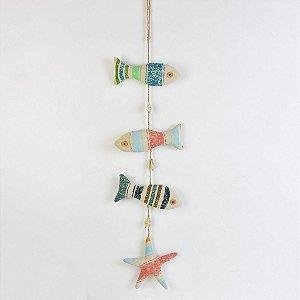 Penca de Peixes Colors YP-14