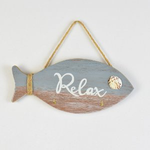 Porta-Chaves Peixe Relax YP-20