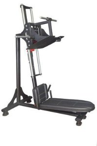 Leg Press 80º Anilhas PSFIT - ICON