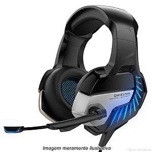 Headset Onikuma K5 Pro Azul
