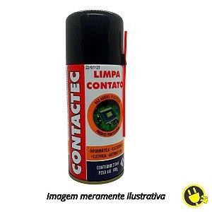 Limpa Contato Contactec Implastec 210ml/130g Spray