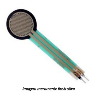 Sensor de Força Resistivo FSR402