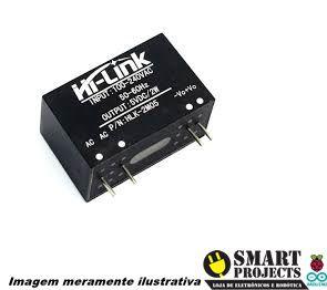 Mini Fonte de Alimentação Hi Link HLK-2M05