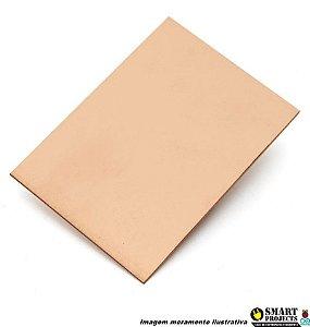 Placa fenolite lisa 5x3cm