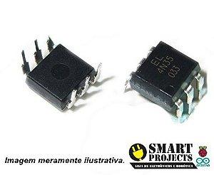 EL/CT 4n35 Acoplador ótico fototransistor (4n35)