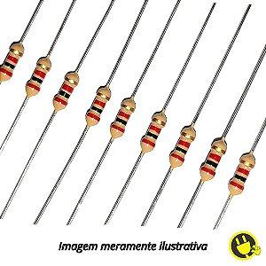 Resistor 1/4W 5% 2K