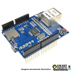 Ethernet shield W5100 Wiznet