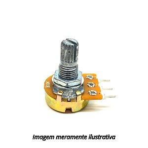 Potenciômetro linear L15 m1ni de 10K (10000Ω)