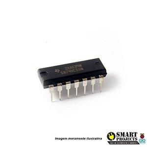 Circuito integrado 74HC20 porta lógica NAND
