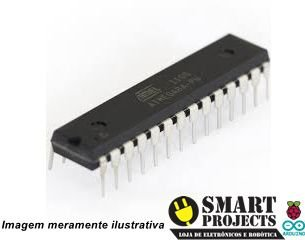 Microcontrolador Atmega 8A-PU