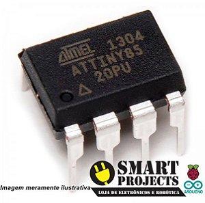 Microcontrolador ATtiny85