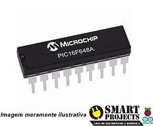 Microcontrolador PIC16F648A