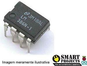 Circuito integrado LM386 amplificador