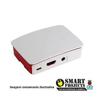 Case para Raspberry Pi 3 Modelo B e B+ - Oficial