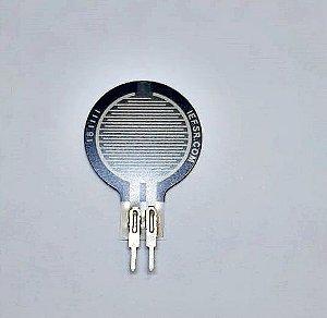 Sensor de Força Resistivo FSR402 Perna curta