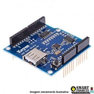 USB Host Shield Android para Arduino 2.0