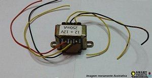 Transformador 12+12 Trafo 250ma 12v+12v  Trafo