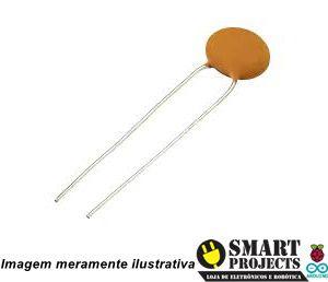 Capacitor Cerâmico 10pf 50v