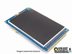 LCD shield 3.2 ''320x480 TFT  para Mega 2560