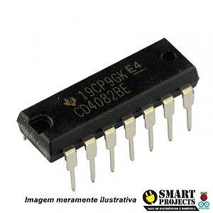 Circuito integrado CD4082 Porta AND