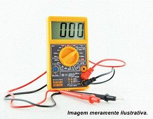 Multímetro Digital HM-1001 Hikari