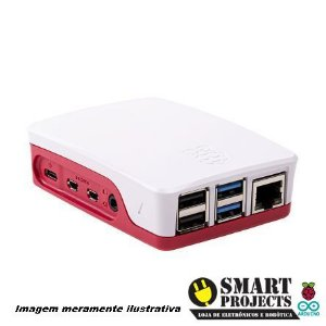 Case Raspberry Pi 4 Oficial