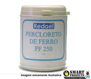 Percloreto De Ferro 250g Corrosão De Placa Circuito De Leds
