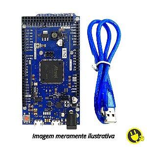 Arduino Due R3 + CABO USB