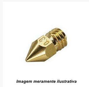 Nozzle 0.3mm bico impressora 3d