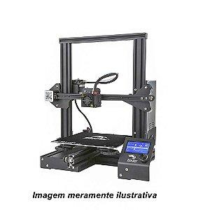 Impressora 3D Creality Ender 3 kit de montagem completo