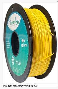 Filamento PET-G 1,75mm 1KG Amarelo
