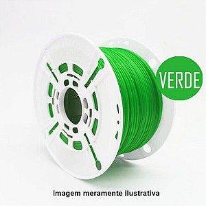 FILAMENTO 3D PLA 1,75mm 500g Verde