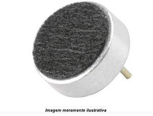 Microfone de eletreto 7mm