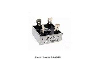 Ponte retificadora KBPC5010  50A / 1000v