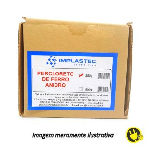 Percloreto de Ferro Anidro 250g