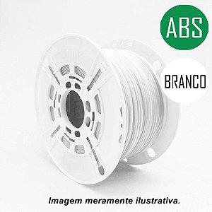 Filamento ABS 1,75mm 1Kg Branco