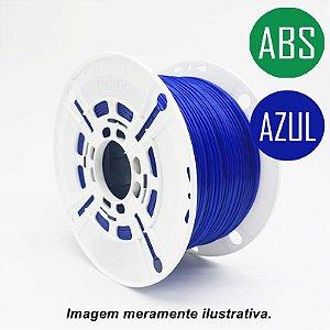 Filamento ABS 1,75mm 1Kg Azul