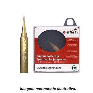 Ponta p/ Ferro de Solda Dourada 900M-T-I Griffin