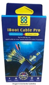 Cabo Iboot Pro Android E iPhone Ios Wemon S115