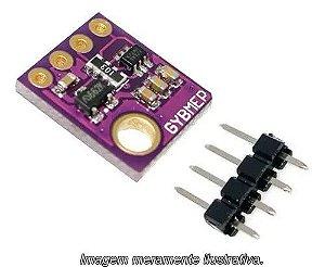 Sensor de Pressão Atmosférica Umidade e Temperatura BME BMP280