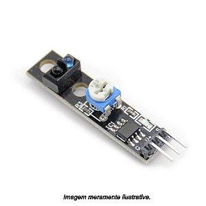Módulo Sensor de Rastreamento de Linha KY-033 TCRT5000