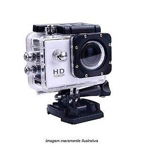Camera Sports Hd Dv 30m 1080p Full Hd À Prova D'agua