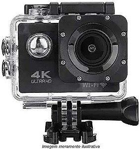 Câmera Sports Ultra Hd Dv 4k 30m Wi-fi