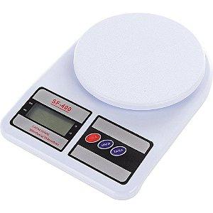 Balança Digital de Cozinha Alta Precisão WestPress com Variação de Peso de 1 g até 10 kg - SF400