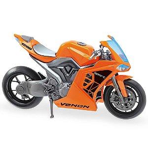 Moto Esportiva Venon 1200 Sport Usual Plastic Brinquedos - Ref. 193