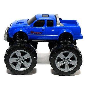 Carro Pickup Trooper Usual Plastic Brinquedos - Ref. 179